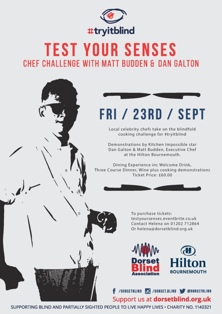 Test your Senses Poster