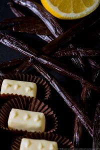 White Chocolate, Lemon and Vanilla Ganache 3
