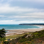 3 View of St Ouens from the Atlantic grounds