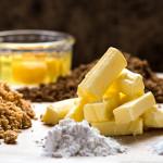 Frangipan ingredients