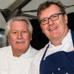 Brian Turner and Nigel Howarth